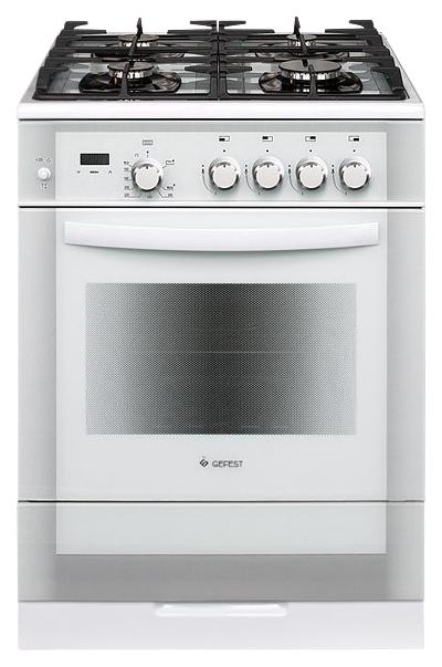 Газовая плита GEFEST ПГ 6500-03 0042 White