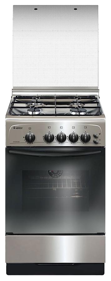Газовая плита GEFEST ПГ 3200-06 К62 Silver