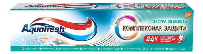Зубная паста Aquafresh Комплексная защита \
