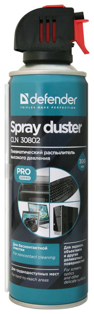 Сжатый воздух Defender CLN 30802 300 мл