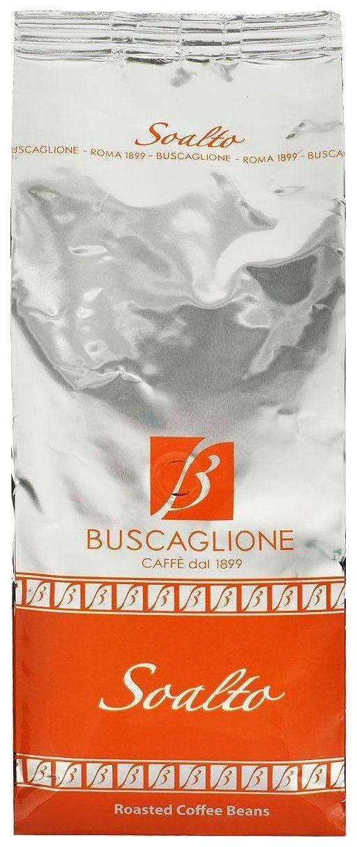 Кофе в зернах Buscaglione soalto 1000 г