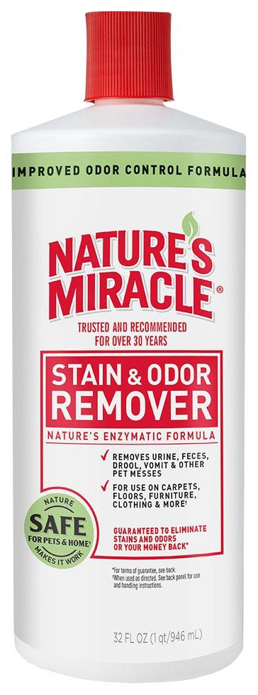 Nature's Miracle / Универсальный уничтожитель пятен и запаха 947мл