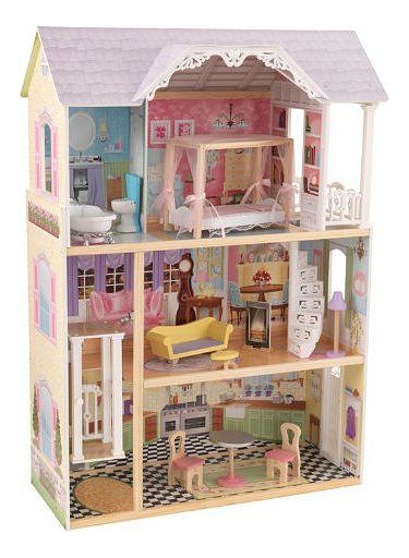 Домик KidKraft для Barbie Кайли с мебелью