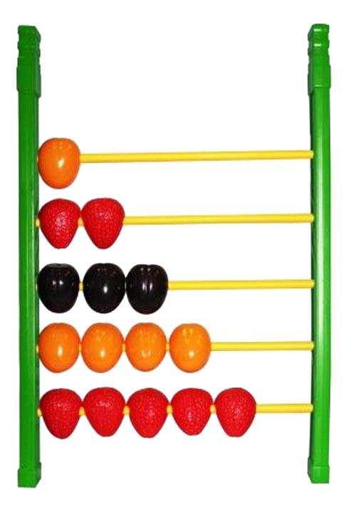 Развивающая игрушка Плэйдорадо Фрукты фото