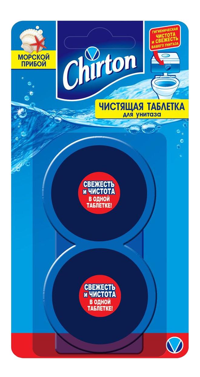 Чистящее средство для унитаза Chirton морской прибой