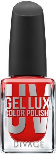 Купить Лак для ногтей DIVAGE UV Gel Lux Color Polish, тон №07