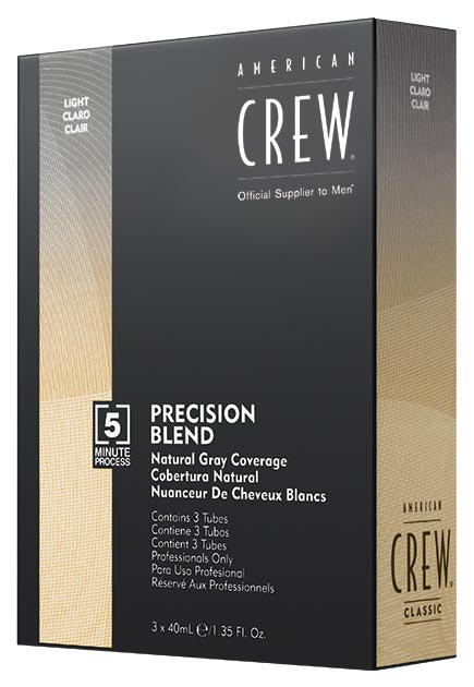 Краска для волос American Crew Natural Gray Coverage