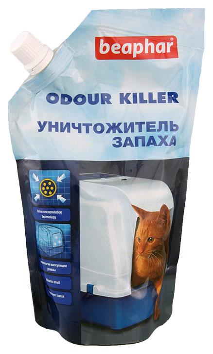 Beaphar Odour Killer Устранитель запаха в гранулах для кошачьих туалетов, 400г