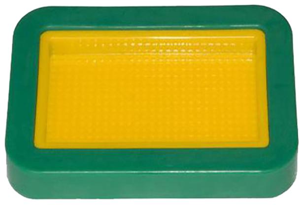 Кормушка для рыбок Дарэлл прямоугольная 13х12 см