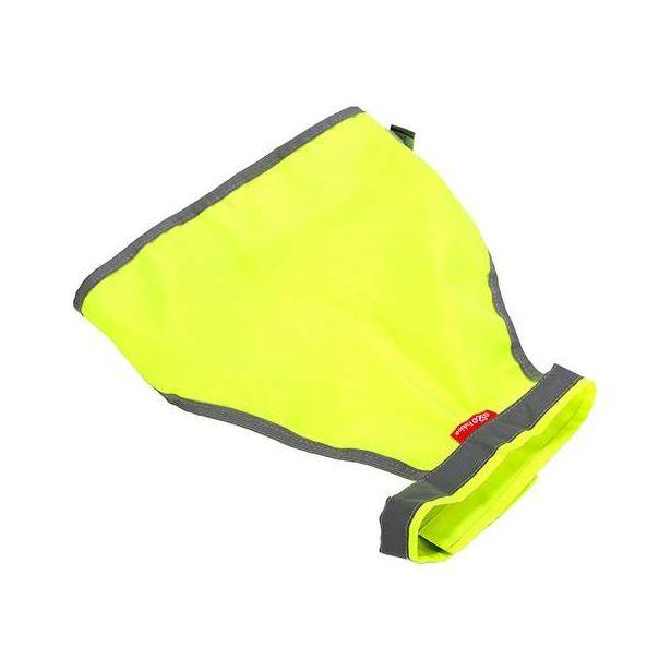 Жилет для собак OSSO Fashion размер XL унисекс, желтый, длина спины 21 см фото