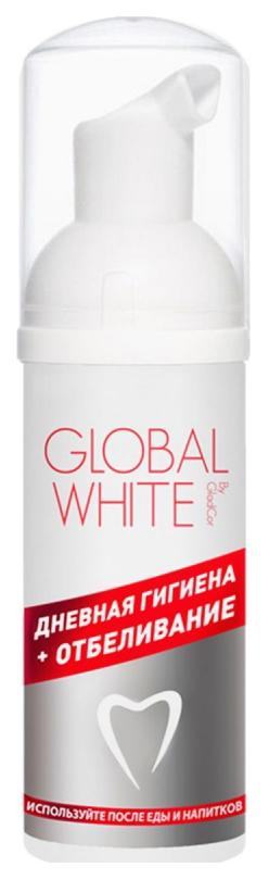 Ополаскиватель для рта Global White Дневная гигиена