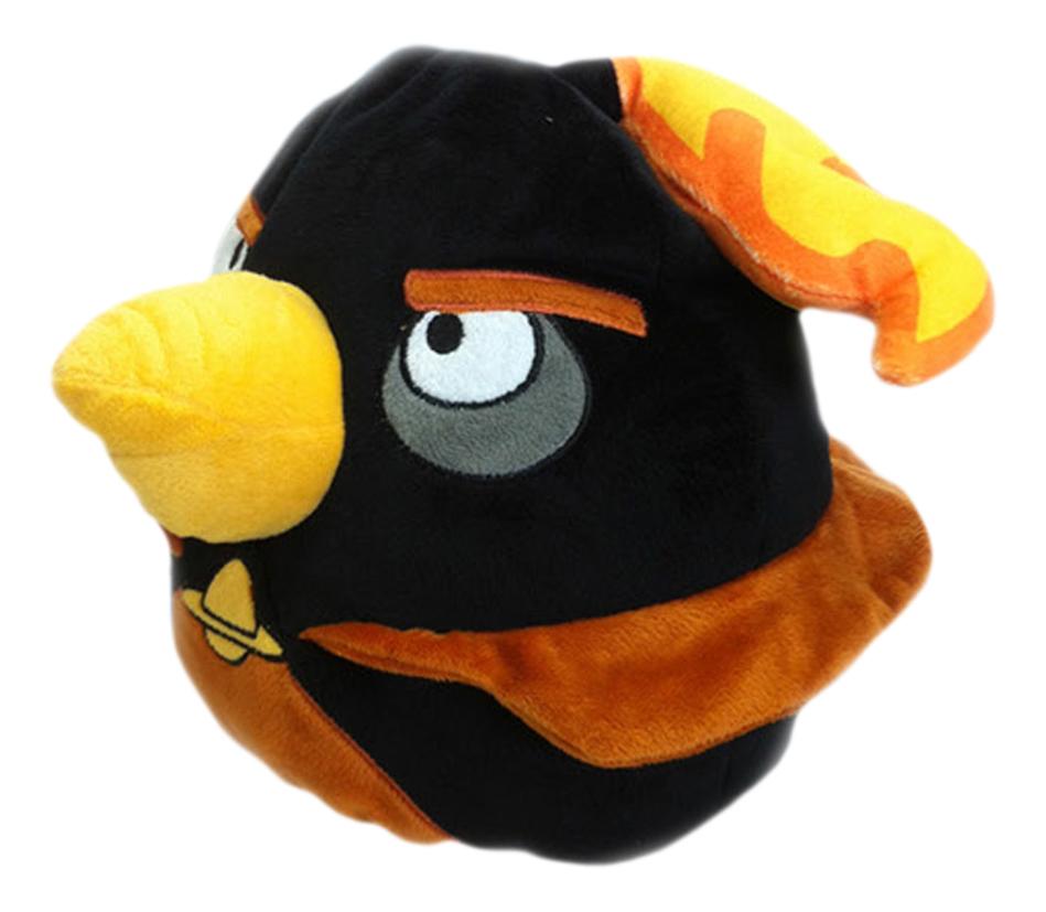 Подушка детская Angry Birds Черная птица фото