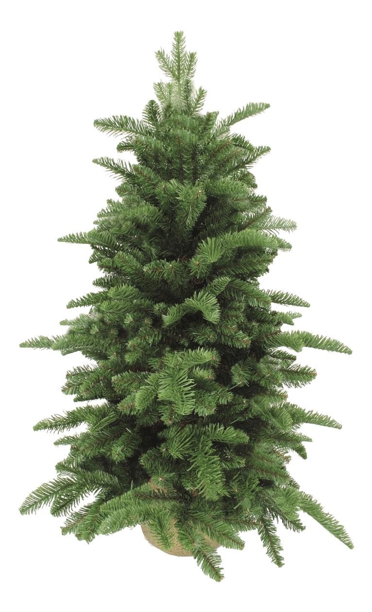 Ель искусственная Triumph Tree нормандия в мешочке зеленая 90 см