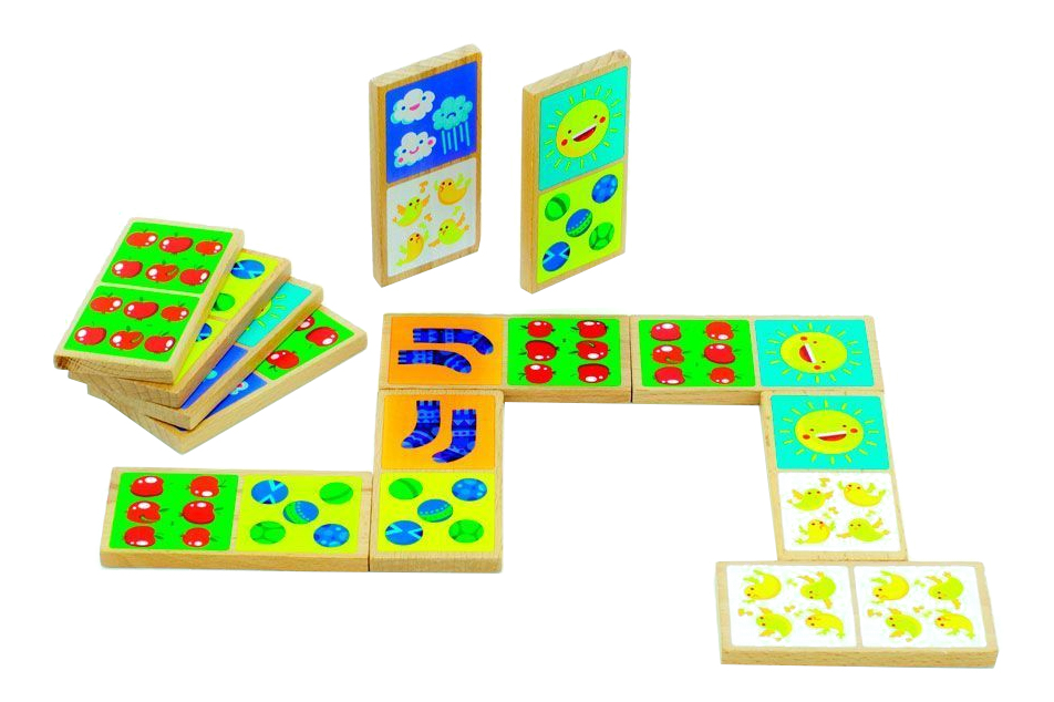 Купить Деревянная игрушка для малышей Мир Деревянных Игрушек Счет, Развивающие игрушки
