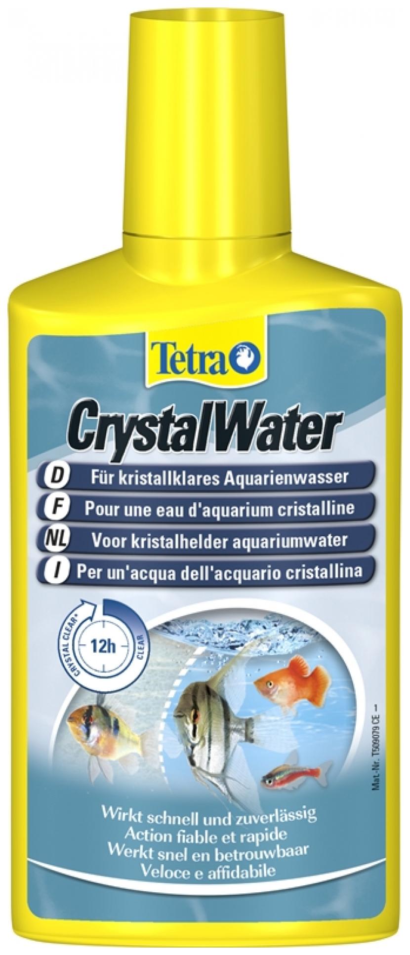Средство для ухода за водой Tetra Aqua Crystal Water 250 мл 198739
