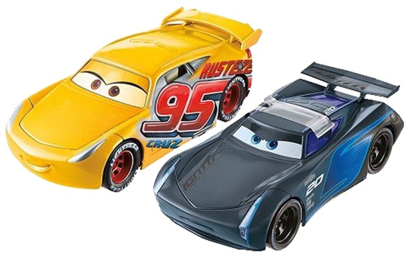 Купить Машинка Mattel Cars FCX95 Машинка-перевертыш в ассортименте,