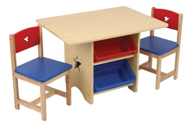 Комплект детской мебели KIDKRAFT STAR