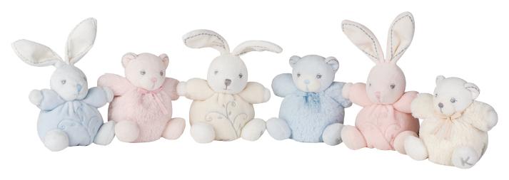 Купить Мягкая игрушка Kaloo Мини Игрушка Жемчуг 12 см K962155, Мягкие игрушки животные