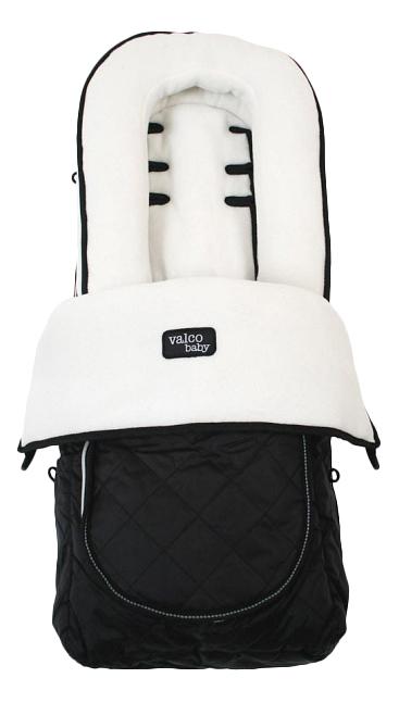 Конверт-мешок для детской коляски Valco Baby Footmuff white