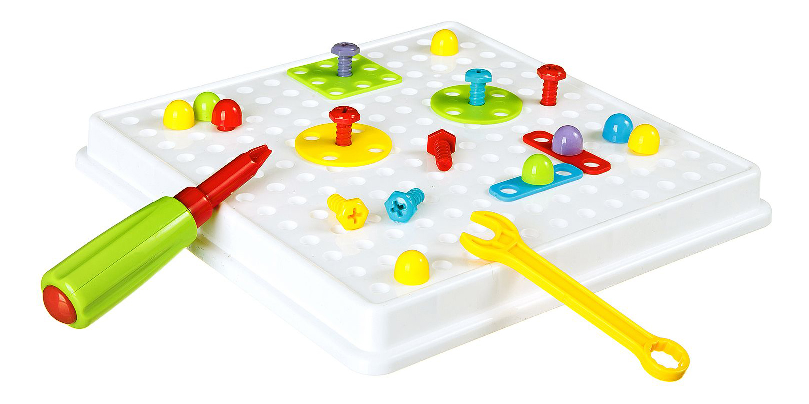 Конструктор мозаика Папины дети Bondibon вв2049 96 дет.