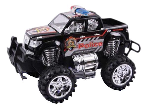 Машинка инерционная Полиция city vehicle Джип Gratwest В59486