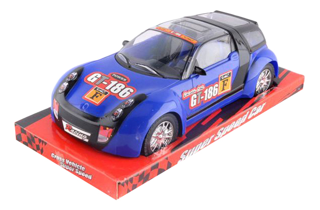 GRATWEST SUPER SPEED CAR