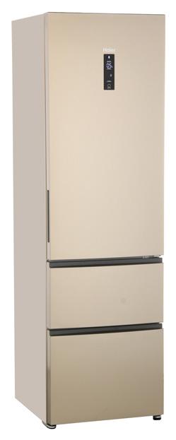 Холодильник Haier A2F637CGG Gold