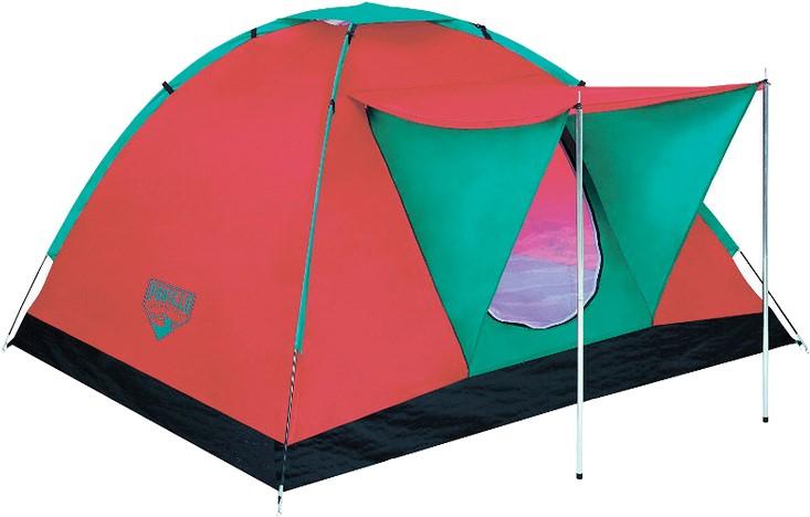 Палатка Bestway Range трехместная красная