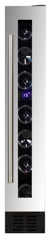 Встраиваемый винный шкаф Dunavox DX 7.20SSK/DP