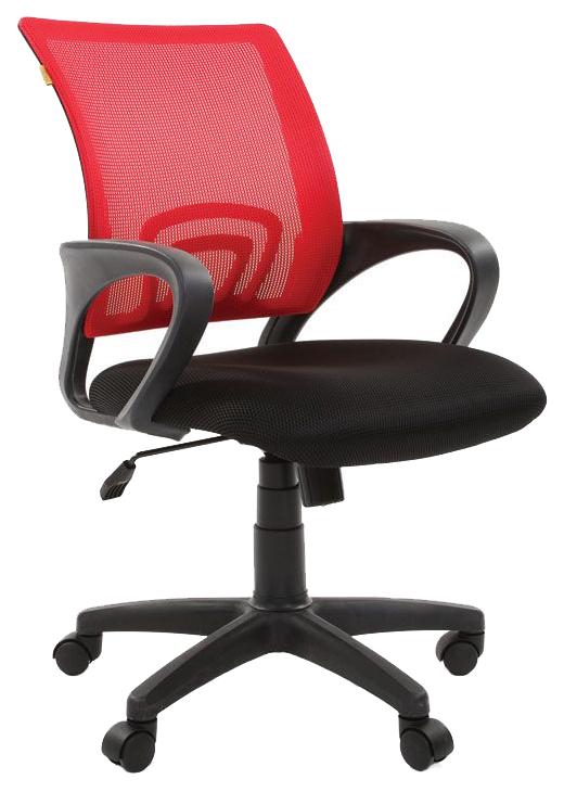 Офисное кресло CHAIRMAN 00-07013168, красный