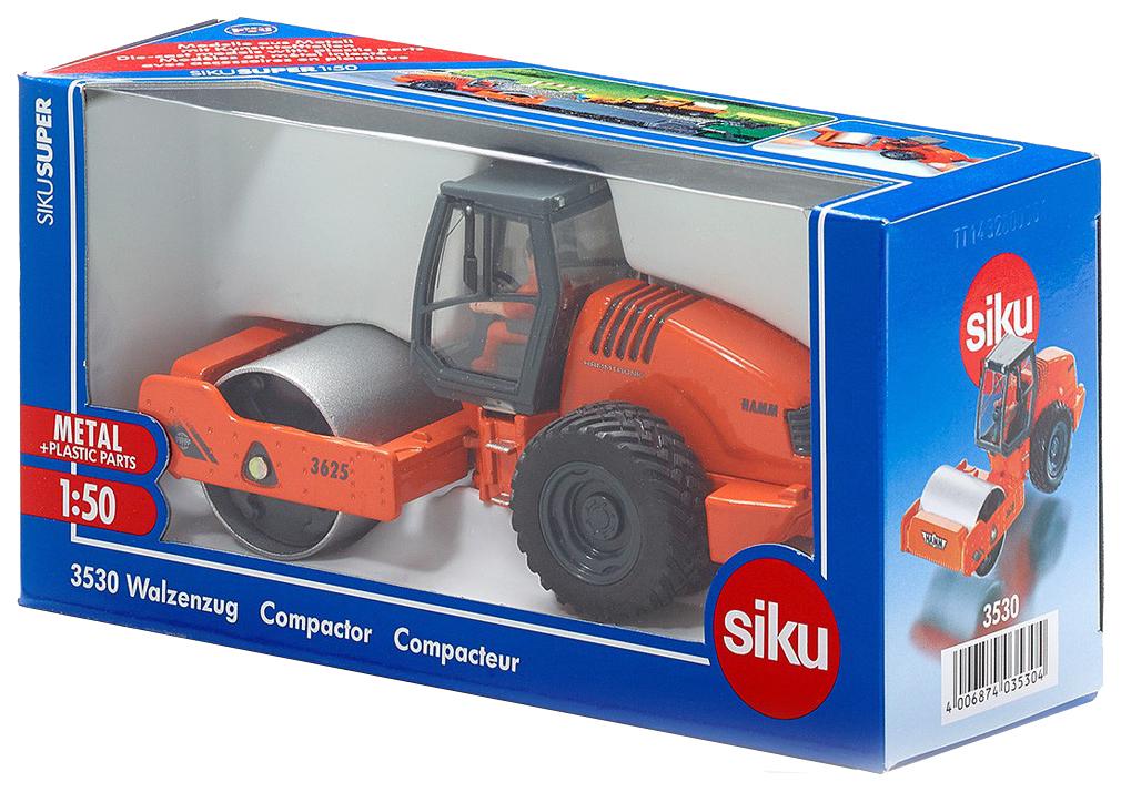 Купить Спецтехника Siku Каток 3530, Строительная техника