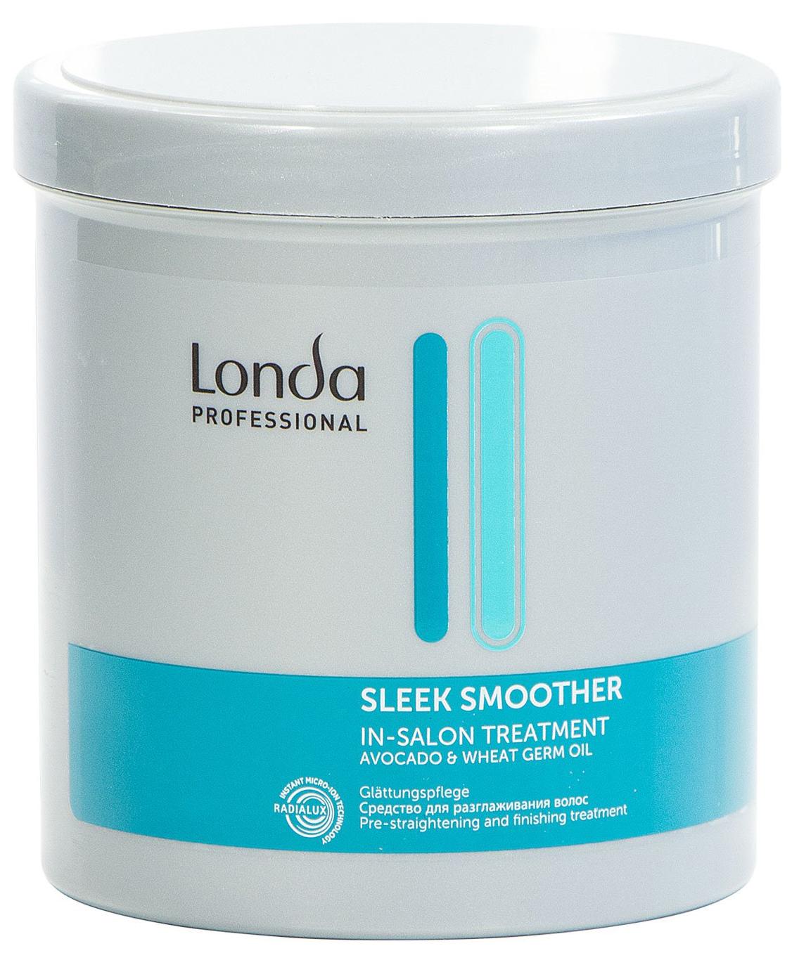 Маска для волос Londa Professional Sleek Smoother Treatment 750 мл