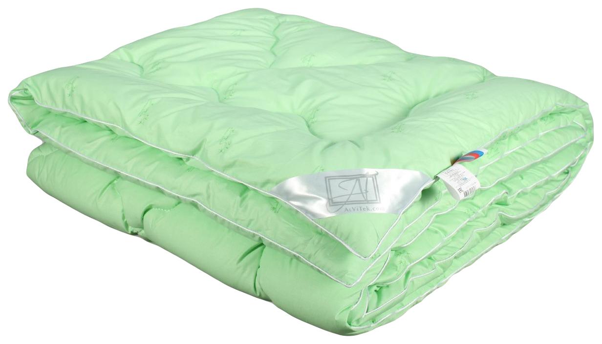 Одеяло АльВиТек бамбук стандарт 140x205