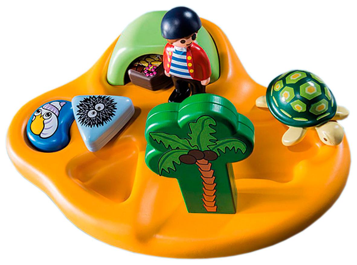 Игровой набор Playmobil Пираты Пиратский остров 9119