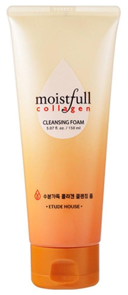 Пенка для умывания Etude House Moistfull Collagen