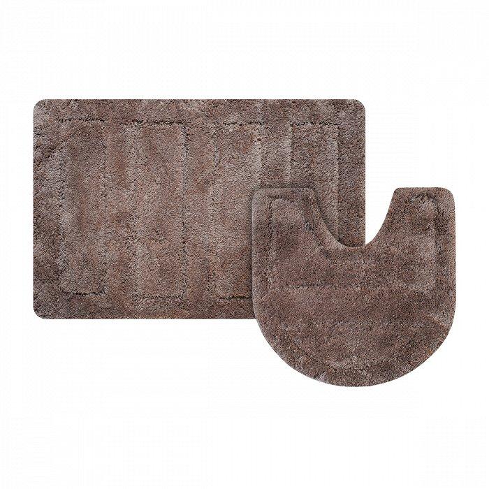 Набор ковриков для ванной комнаты IDDIS Beige Landscape 242M590i13