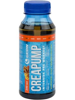 Спортивный напиток Geon CreaPump 240 мл, цитрус фото