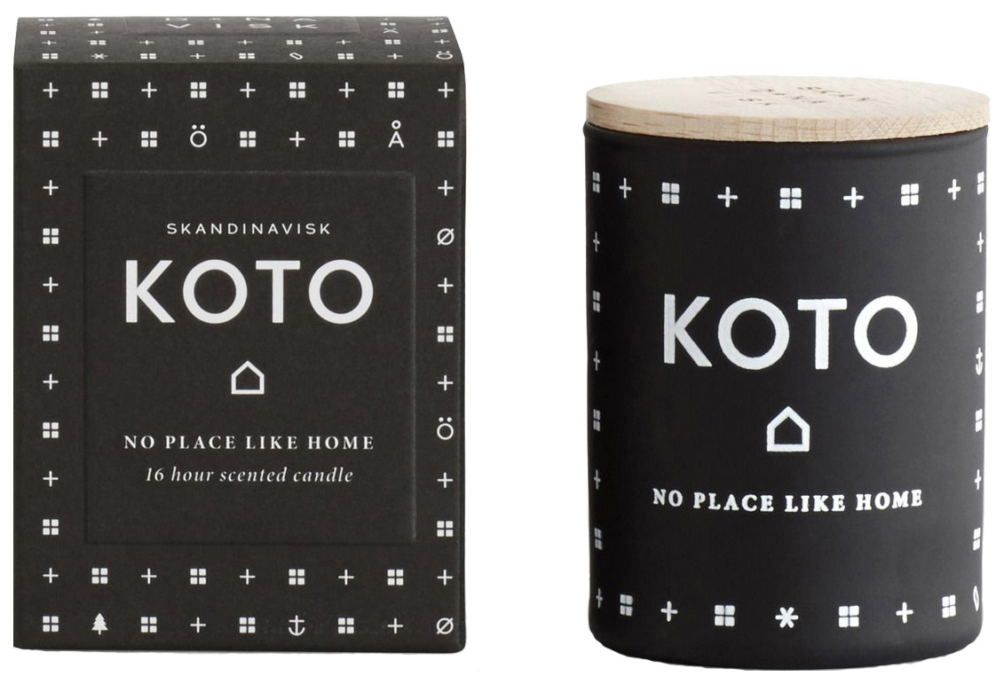 Свеча ароматическая KOTO с крышкой 55 г