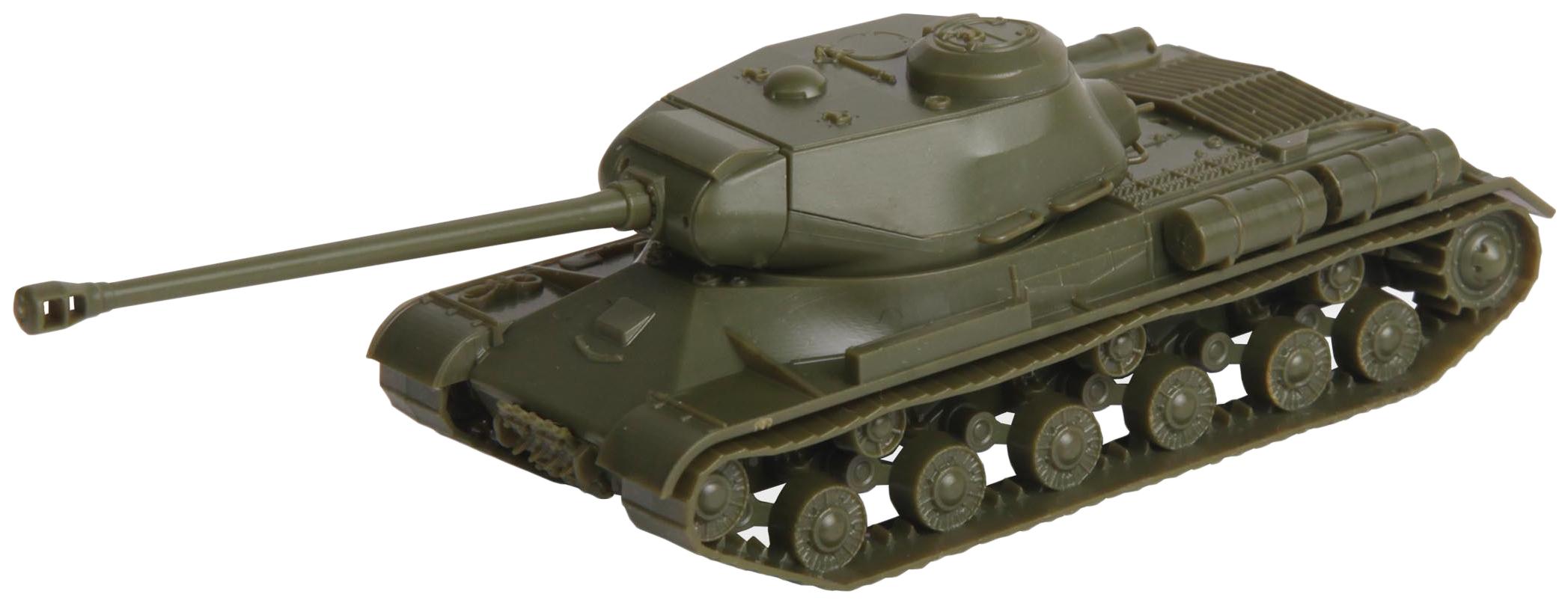Купить Сборная модель Советский тяжелый танк ИС-2 Звезда, ZVEZDA, Модели для сборки