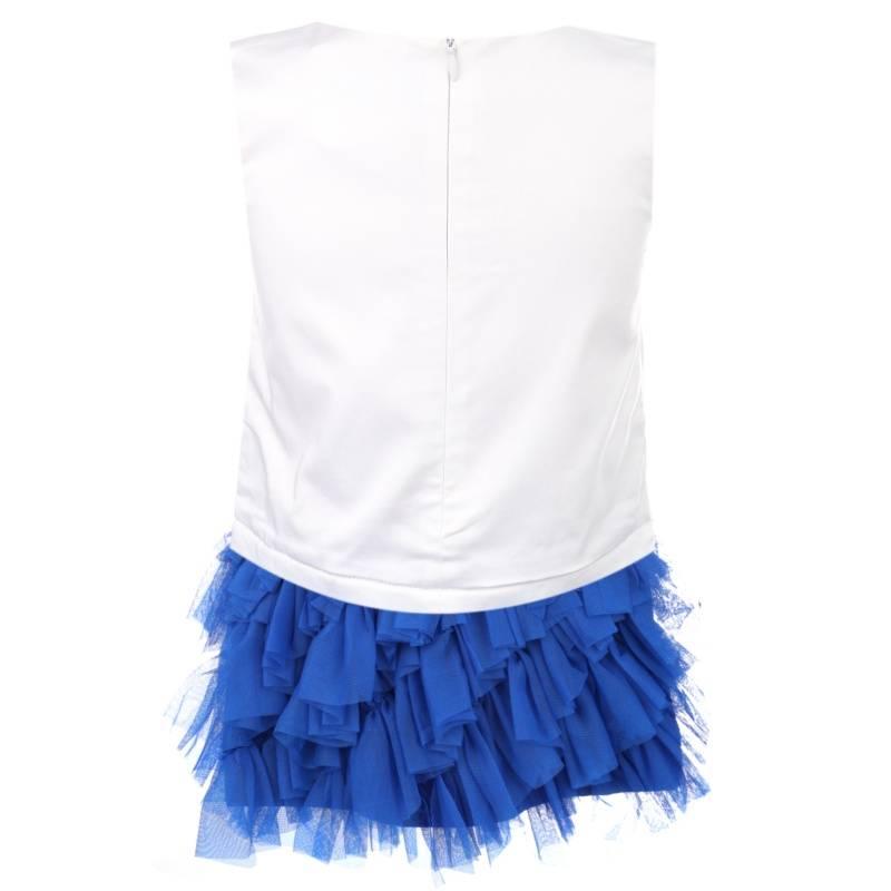 Купить Платье MAYORAL, цв. синий, 122 р-р, Детские платья и сарафаны