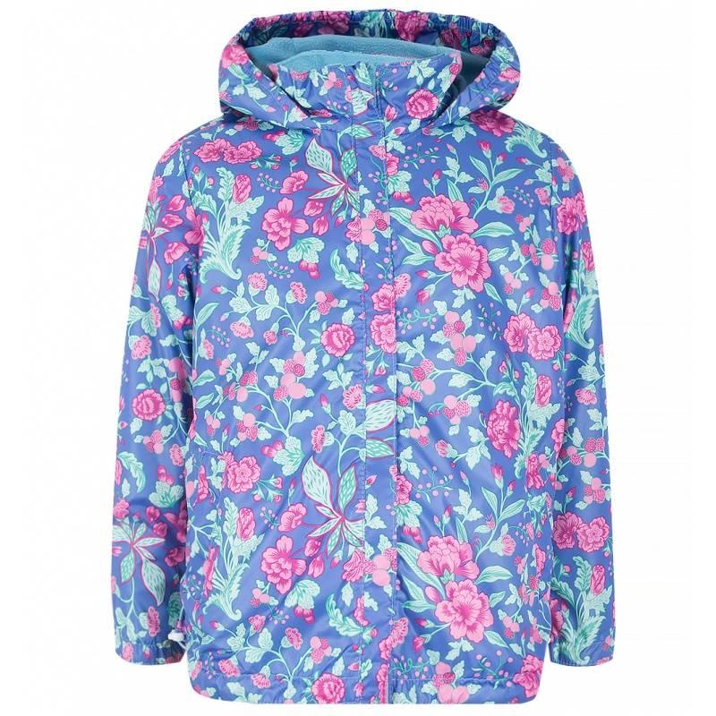 Дд-0631, Куртка Пион URSINDO, цв. голубой, 128 р-р, Куртки для девочек  - купить со скидкой