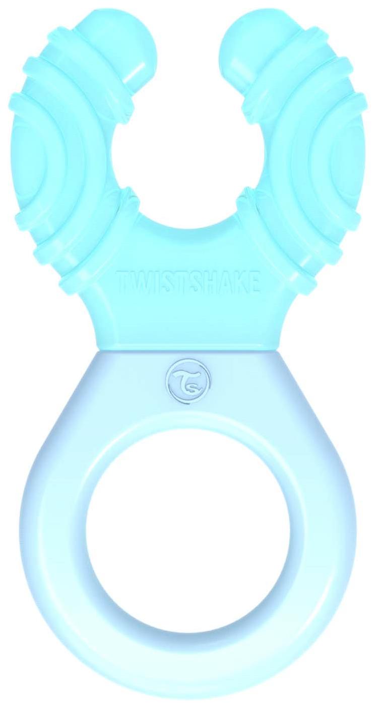 Купить Прорезыватель с водой Twistshake, пастельный синий,