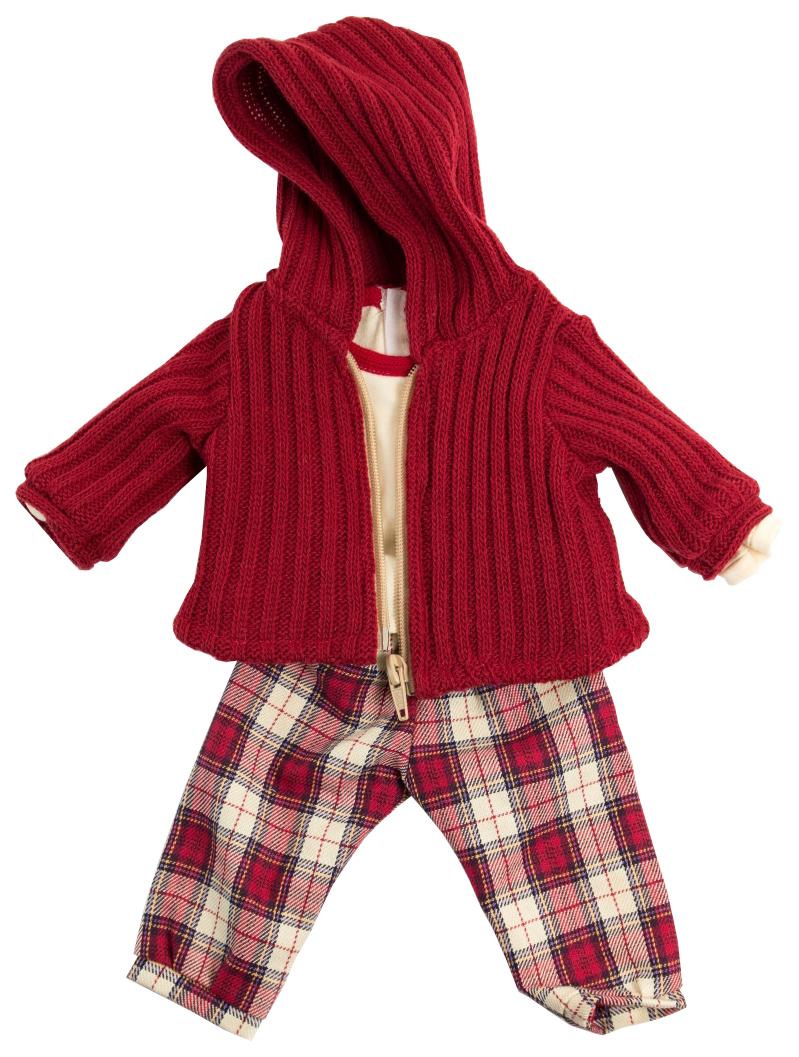 Комплект одежды для куклы Miniland  31557 40 см