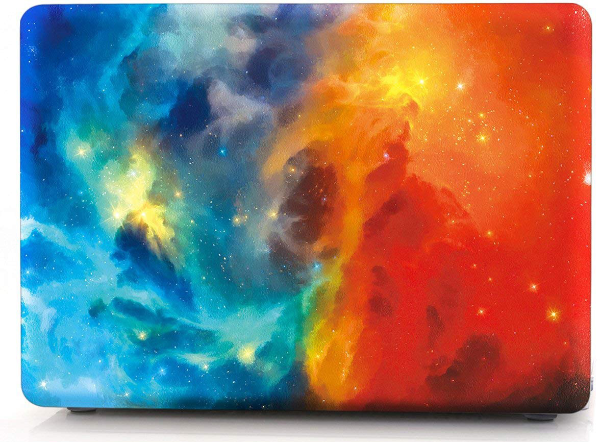 Накладка i-Blason Cover для MacBook Pro 13 A1706/A1708 (Colorful Nebula)