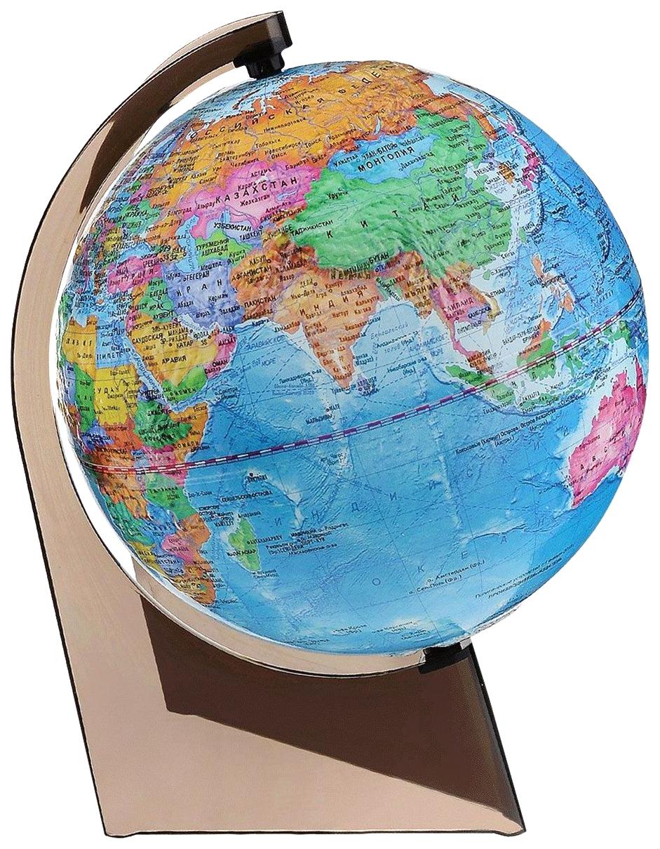 Глобус политический Глобусный мир 10279 диаметр 210 мм