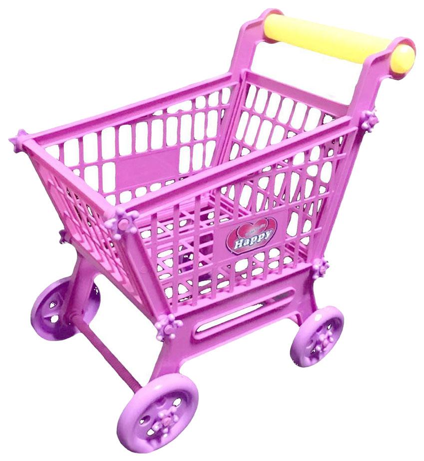 Купить Тележка продуктовая Магазинчик, разборная Sima-Land, Детские тележки для супермаркета