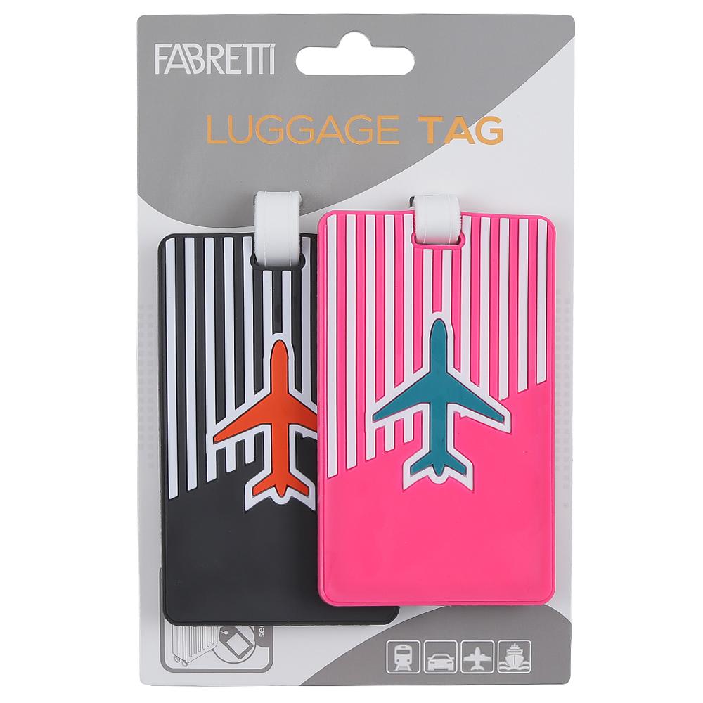 Бирка для багажа FABRETTI 67569, 67569