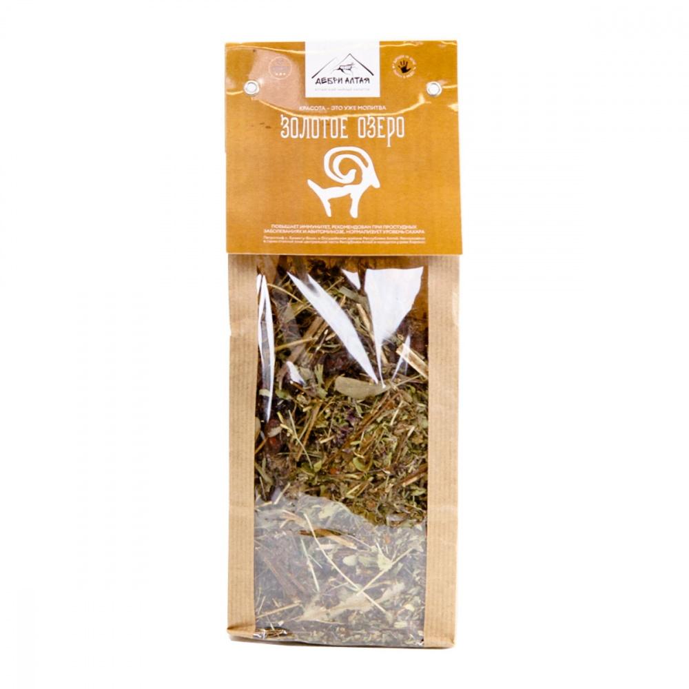 Травяной чай Дебри Алтая Золотое Озеро 100 г фото