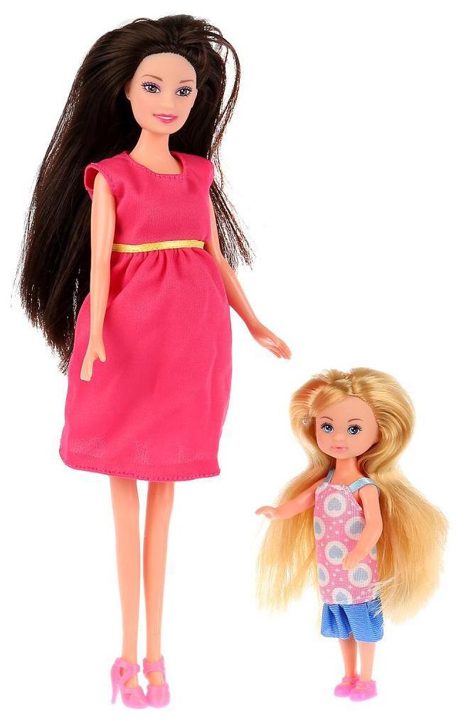 Кукла Карапуз София с дочерью 29 см