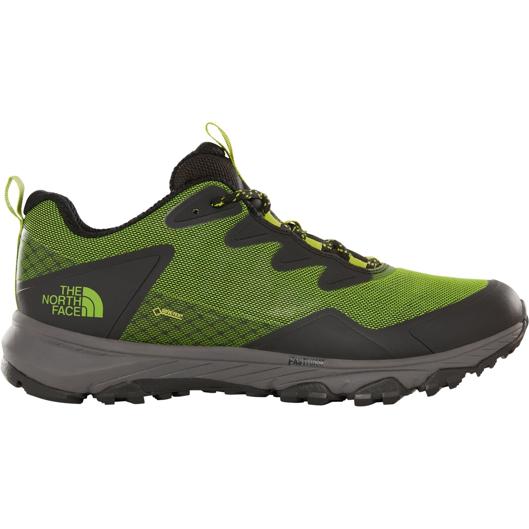 Кроссовки The North Face M Ultra FP III GTX, tnf black/tende, 12.5 US фото